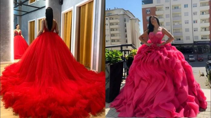 Most Beautiful Dresses in the world 👗 Evening Elegant dresses! Princess  dresses! Wedding dresses - YouTube
