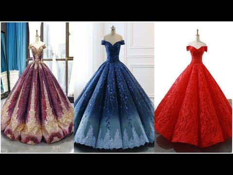 latest ball gown 2020 cheap online