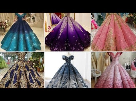 The most beautiful #prom dresses in the world -2020 #prettyballgown  #gowns2020 #designergowns - YouTube