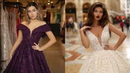 The most beautiful dresses in the world 2019❤️❤️❤️❤️❤️❤️ - YouTube