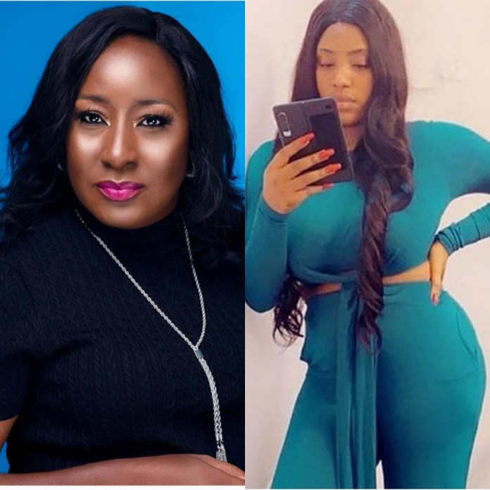 Ireti Doyle distances herself from her daughter's business after she was  accused of scamming people