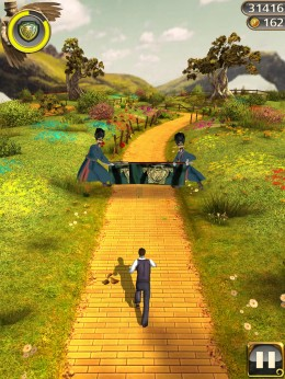 Temple Run Oz Updated With New Level In Winkie Country
