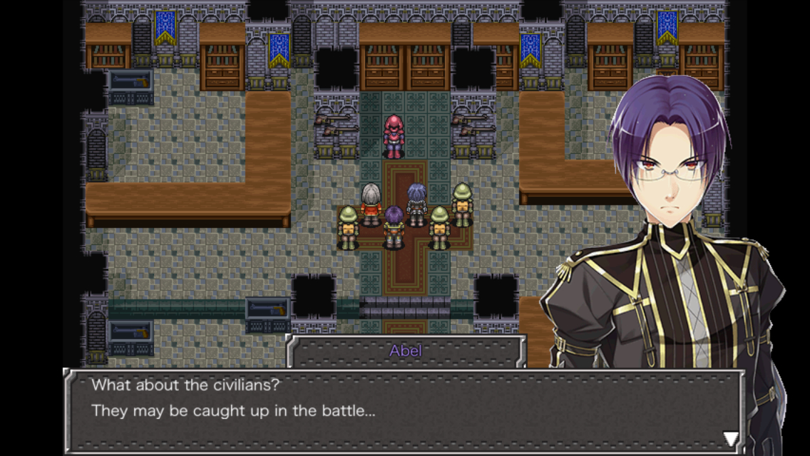 RPG Chrome Wolf Review   TouchArcade