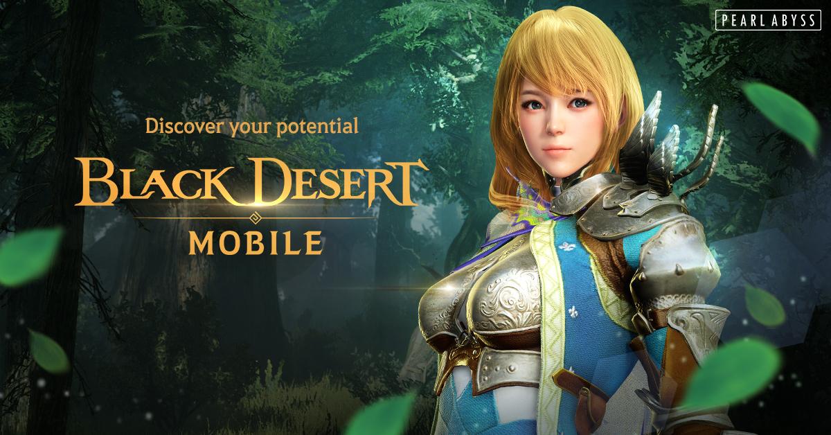 Black Dessert Mobile (BDM)