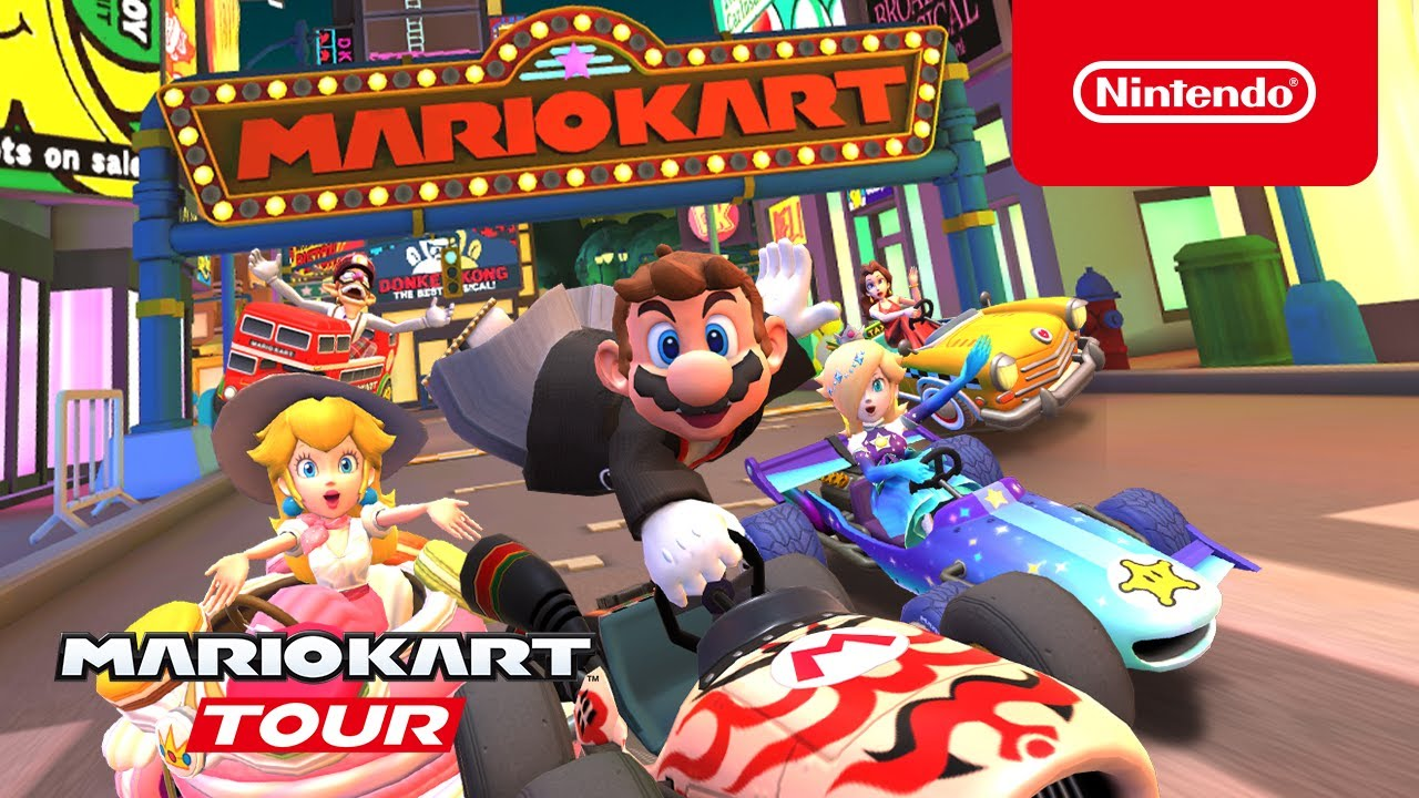 Mario Kart Tour's 1st Anniversary Tour Is Now Open for a Limited Time with 5 Courses Including a New Variant and More – TouchArcade