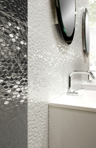 Artwork Ceramic Tile 12 X35 171 Touchdown Tile