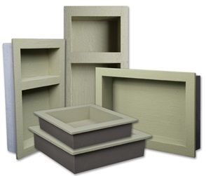 tile niche installation product