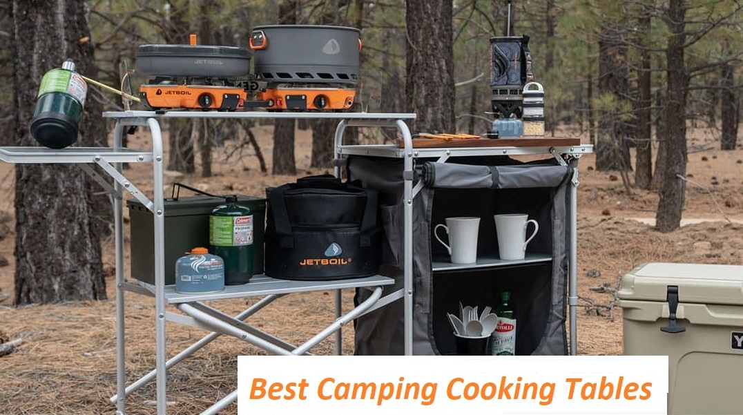 best camping cooking tables 2020 for planning a camp meal