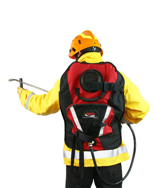 EXTINGUISHER WATER BACKPACK 2