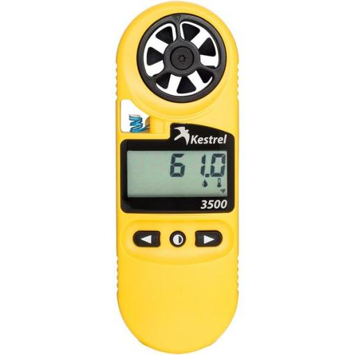kestrel 3500 weather meter grande