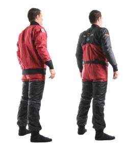 Two Piece Flood Suit 2