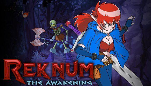 Nuevo juego para NES, REKNUM saldrá en formato físico 2