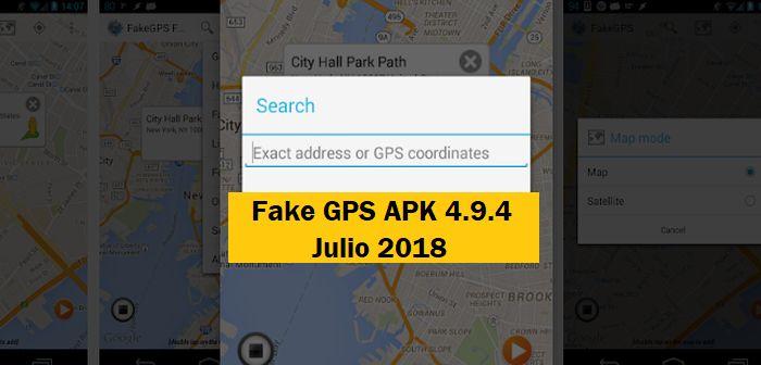 descargar fake gps apk 4.9.4