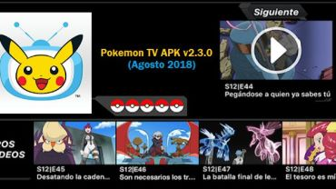 descargar pokemon tv apk