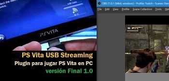 ps vita usb streaming