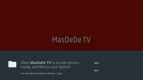 masdede tv: acceso multimedia