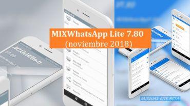 descargar mixwhatsapp lite apk 7.80