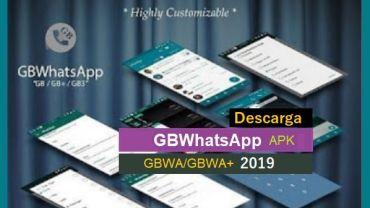 descargar gbwhatsapp apk 2019