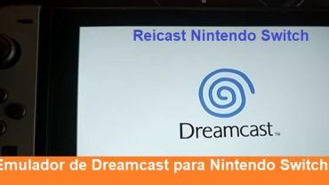 Reicast Alpha: Emulador de Dreamcast para Nintendo Switch 2