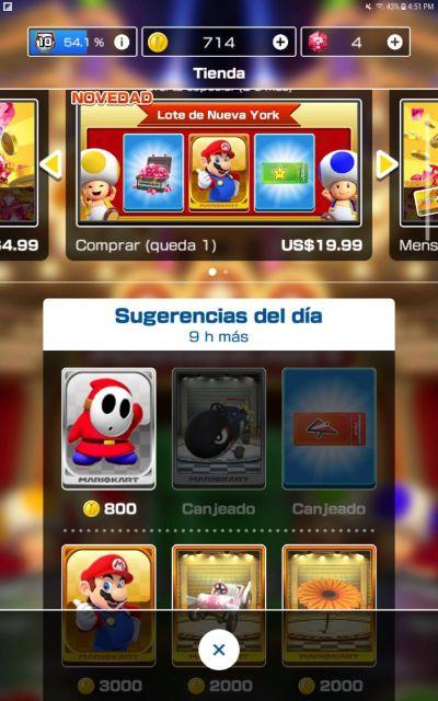 Mario Kart Tour para Android y iOS: Descarga v1.1.0 3