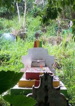 Grabstätte auf Jamaika