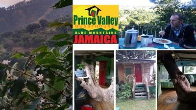 Unterkunft Blue Mountains Jamaica