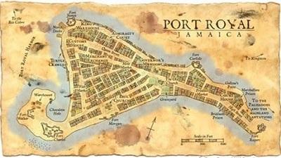 Port Royal Jamaika