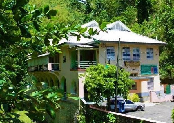 Mineralquelle Bath Jamaika
