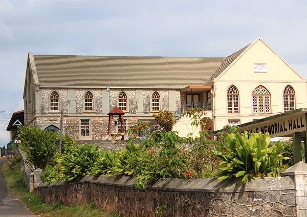Brownstown Saint Ann Jamaika
