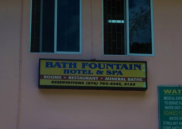 Bath Fountain Hotel and Spa Jamaika