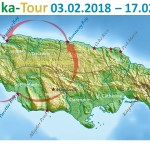 Jamaika-Tour 2018: Montego Bay -> Negril -> Belmont -> Parottee -> Runaway Bay -> Montego Bay