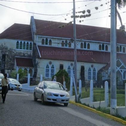 St.Anns Parish Church