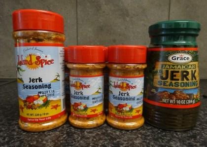 Jamaika Jerk Chicken