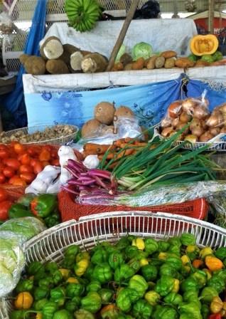 Gemüse Jamaika