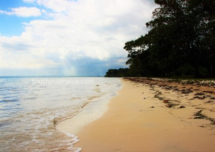 Bluefields Beach Südküste Jamaika