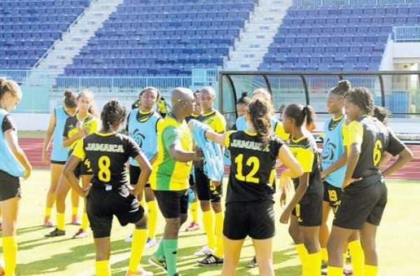 Jamaikanische Frauenfussball Nationalmannschaft