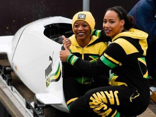 Olympische Winterspiele 2018- Frauenbob
