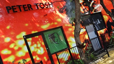 Peter Tosh Museum in Kingston