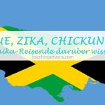 Was Jamaika-Reisende über Denguefieber, Zika und Chikungunya wissen sollten