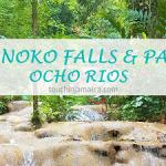 Die Konoko Falls in Ocho Rios auf Jamaika sind eine echte Alternative zu den oft überfüllten Dunn's River Falls.
