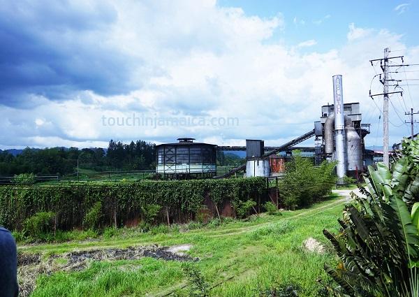 Appleton-Estate- Eine der ältesten, noch in Betrieb befindlichen Rumdestillerien auf Jamaika.