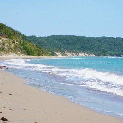 Fort-Charles-Beach Südküste Jamaika