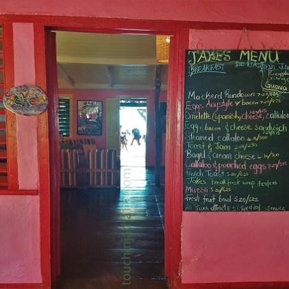 Auch als Nicht-Gast lohnt sich ein Besuch im Jake's in Treasure Beach zum Frühstück.