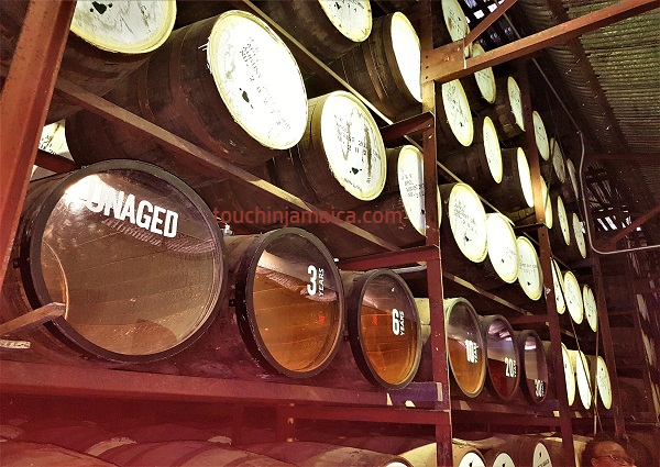 Appleton- Rum - Lagerhaus