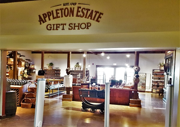 Appleton Gift shop