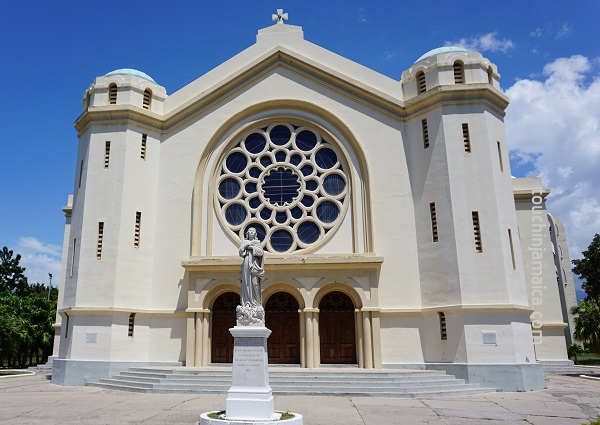 Cathedral of the Most Holy Trinity aussen