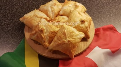 Jamaican Cheesepatties Recipe