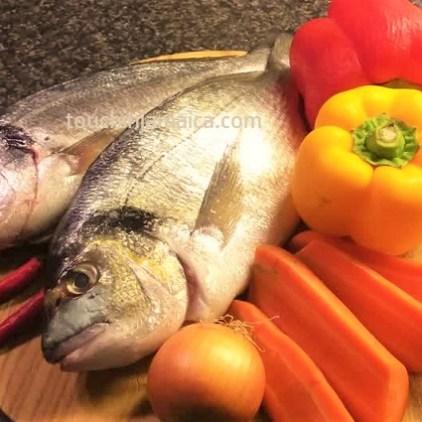 Rezept für Jamaikanischen Fried Fish Escovitch
