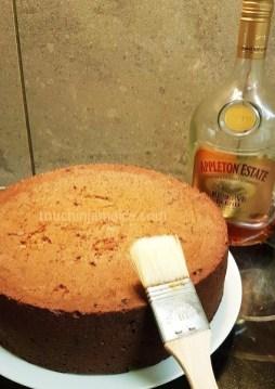 Zubereitung Jamaican Christmas Cake