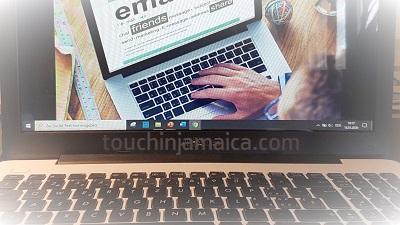 E-Mailadresse Touchin' Jamaica